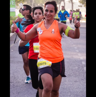 Motherhood & Life – Story of Mrs Gurleen Arora – Marathon Runner