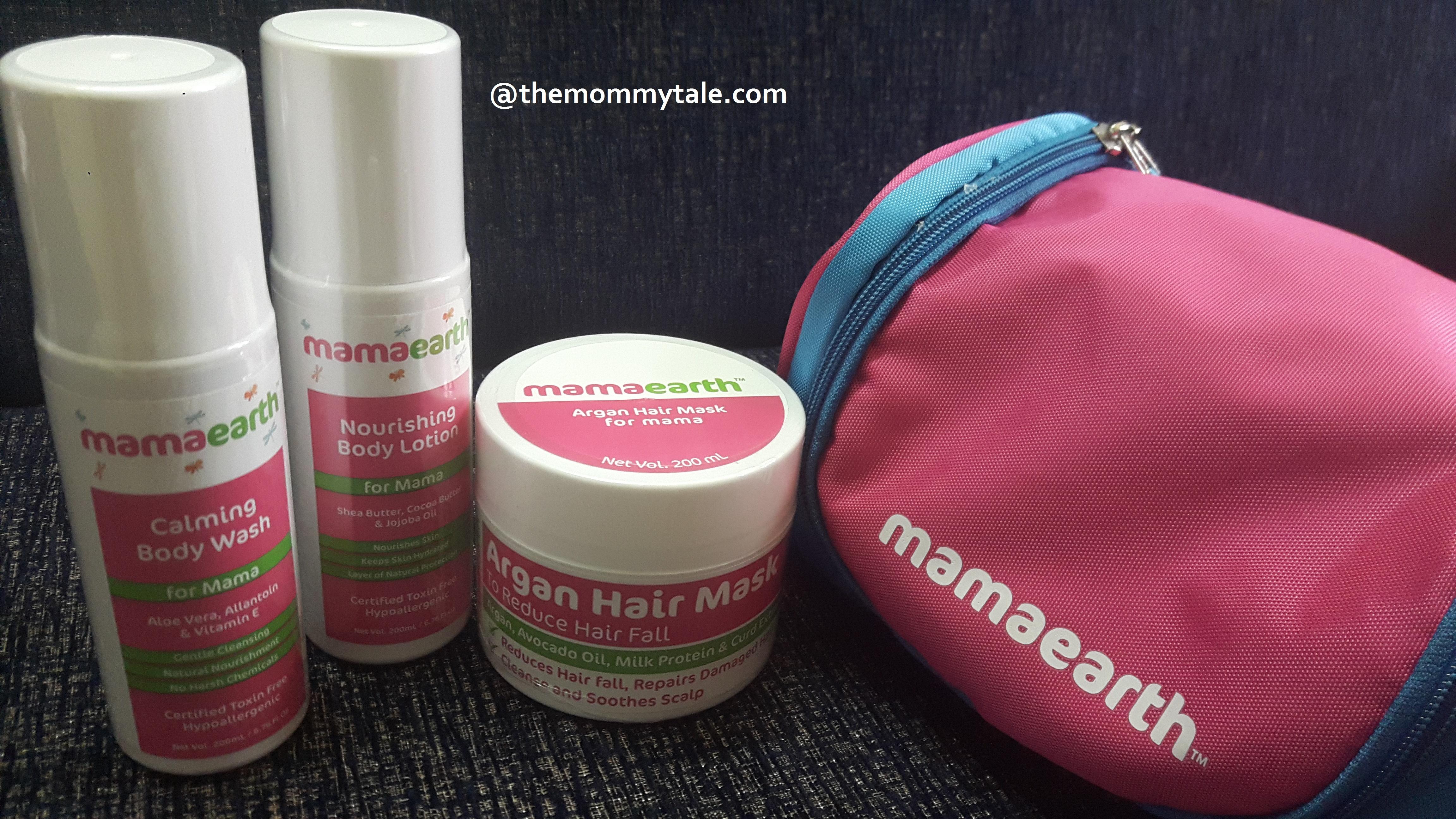 Mamaearth Review - Mamarange