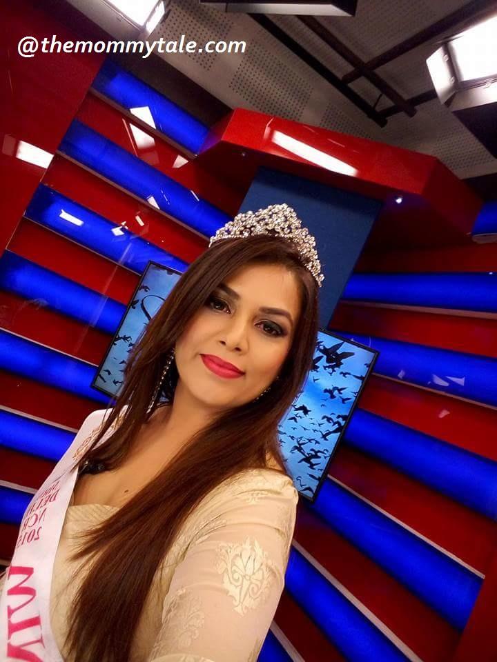 Mrs. Anuradha Bhayana - Mrs. Delhi NCR 2016
