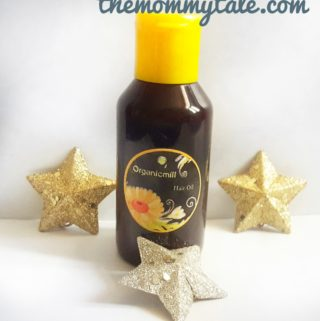 Organicmill Review – Hair Oil.