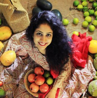Eat healthy, stay happy – Life Mantra of Rupinder Kaur – Raw Rasoi – Mommy inspirtaion