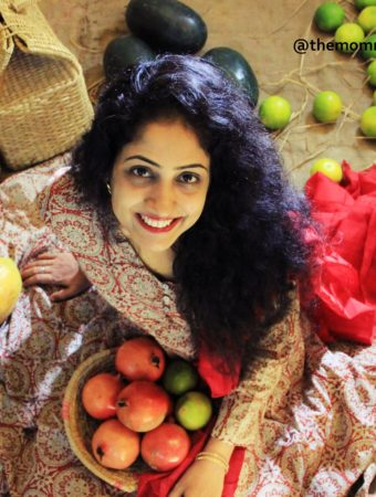 Eat healthy, stay happy – Life Mantra of Rupinder Kaur – Raw Rasoi – Mommy inspirtaion
