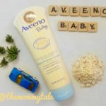 Precious skin care for your baby – Aveeno Baby – Daily Moisture Lotion