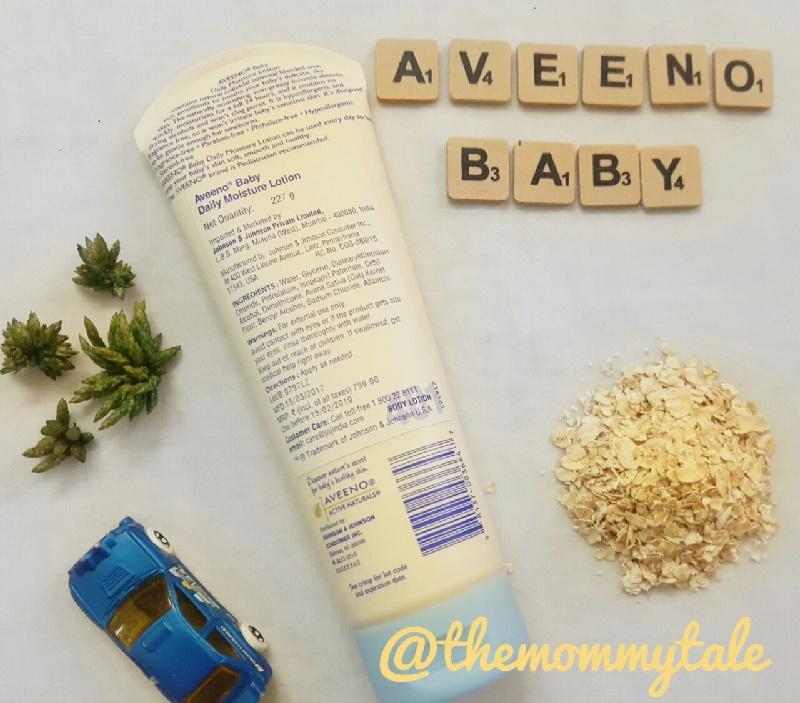 Aveeno Baby - Daily Moisture Lotion