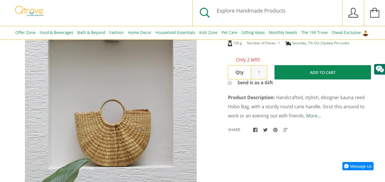 Diwali celebration Gifting solution /Online Organic store/Handicraft ...